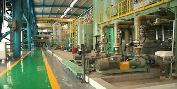 辽宁海城某工业有限公司废酸再生利用工程
